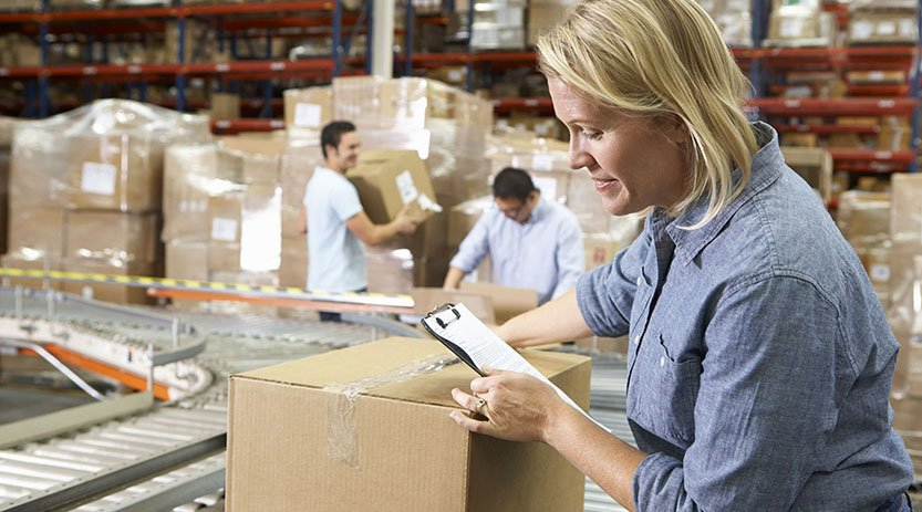 e-commerce logistics services